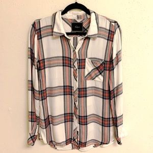 Rails Women's Hunter Plaid Button-Up